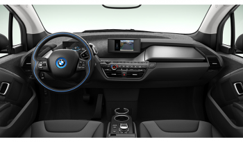 BMW I3 pieno
