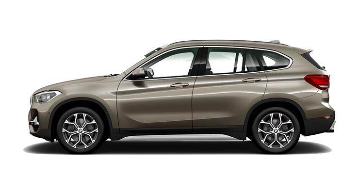 noleggio lungo termine BMW X1 Ibrida