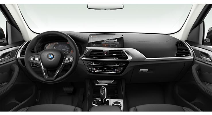 BMW X3 Ibrida pieno