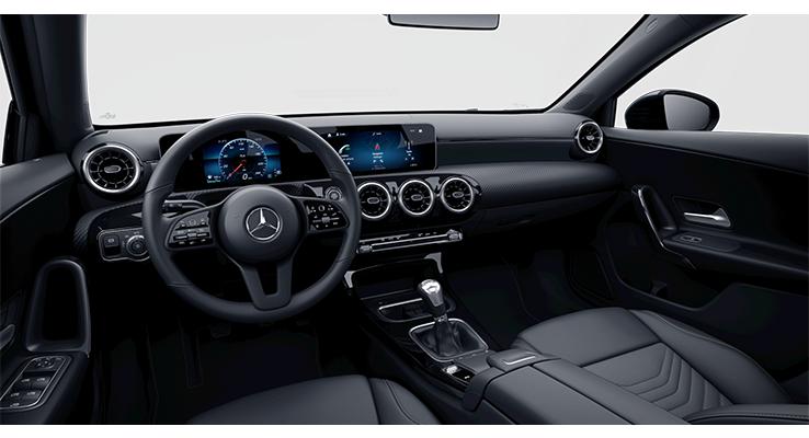 Mercedes Classe A Ibrida pieno