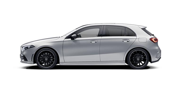 noleggio lungo termine Mercedes Classe A Ibrida