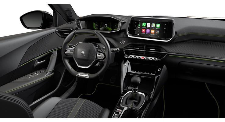 Peugeot e-2008 pieno