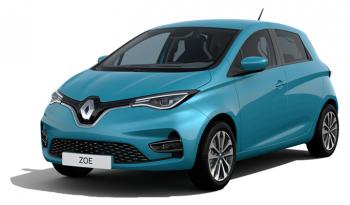 Renault Zoe pieno