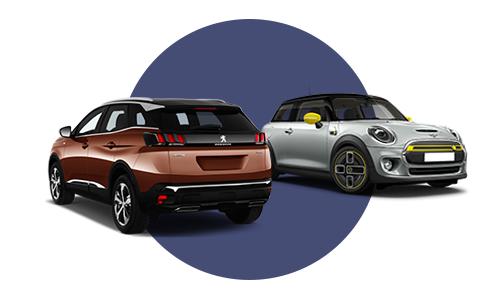 scegli l'auto